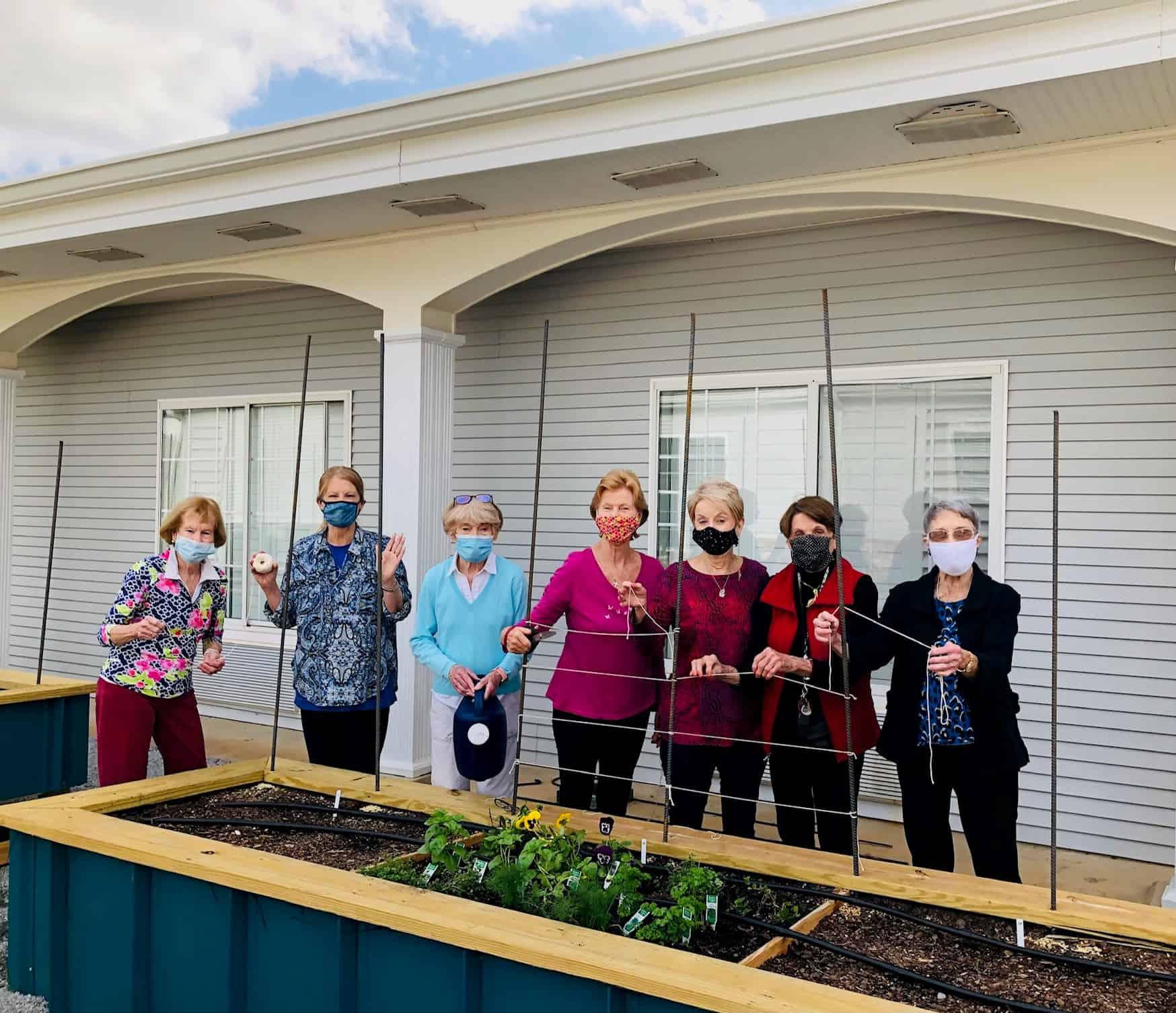 Christwood-Gardeners